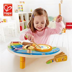 Hape thương hiệu đồ chơi Khuyến Mại tuyệt vời chất lượng cao giáng sinh hoạt hình đồ chơi âm nhạc