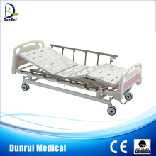 DR-G828 FDA/CE/ISO Two Functions Manual Hospital Care Bed