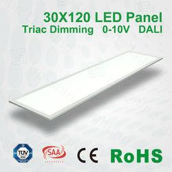 Dimmable led panel Dali,0-10V,Triac compatible big led panel light shenzhen led panel light