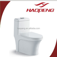 Bthroom Toilet Design High Quality Water Closet S-trap WC Toilet Size