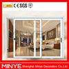 new design wooden door/commercial use office doors design /aluminum sliding door design