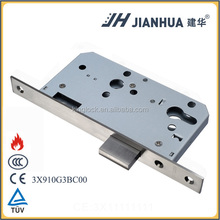 Hot sale stainless steel single deadbolt lock body 5572ZD