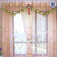 New design Home decoration Readymade new curtain designs 2012