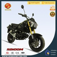 Good Quality and Reasonable Price Steel Frame 100cc Street Bike SD100M