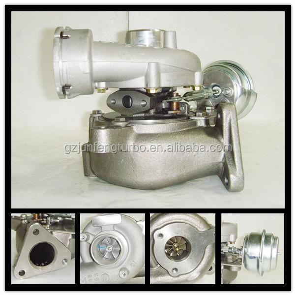 Vw Passat V6 Supercharger Kit: 1.9l Gt1749v (s2) 717858-5009s Smalll Supercharger For
