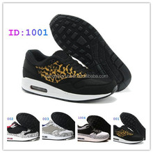 casual Lovers shoes 87 leopard print men's sports Running Shoes