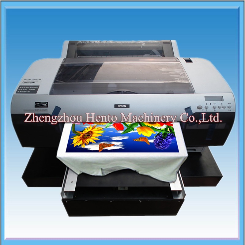 Digital t shirt printing equipment video search engine for Cheapest t shirt printing machine