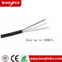 Great quality with factory price Outdoor 2 Core Optical Fiber Cable