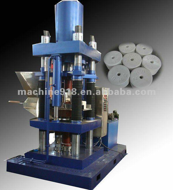 Fabricación de la venta directa de sal Mineral bloque máquina de la prensa