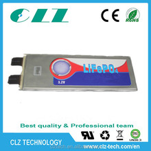 Super quality top sell lifepo4 3.2v li ion battery 50ah