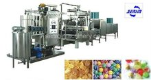 Industrial (QQ)Jelly Gummy Candy Making Equipments