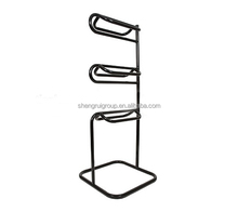Horse saddle rack stable equipment
