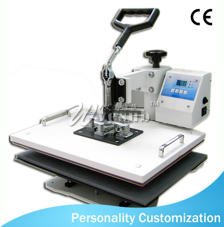 Custom sublimation t shirt printing machine prices in for T shirt printing machines