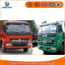 china supplier Euro3-5 4*2 DLK hook lift garbage truck for hot sale,garbage compactor truck