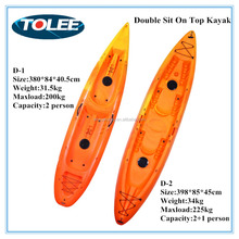 2 person Kayaks Sale, tandem kayak fishing ,double sit on top kayak