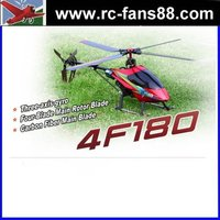 Walkera 4F180+ WK-2403 Flybarless 2.4G RC Helicopter