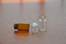 penicillin bottle with screw cap hot selling penicillin bottle injection bottle2ml 3ml 10ml 15ml small glass bottles