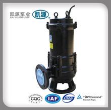 WQ Submersible Sewage Pump 4/10 HP, 2900r/min speed, Power 37KW from Shanghai Kaiyuan