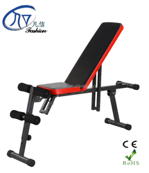 Hot Sales Multi Fitness Equipment Home Gym Sit Up Bench