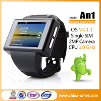 GPS function Android Internet GSM New Watch Like Mobile Phone