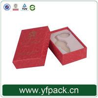 Top Seling Decorative Custom Printed EVA Foam Insert Inside Cosmetic Perfume Box Package, Olive Oil Box
