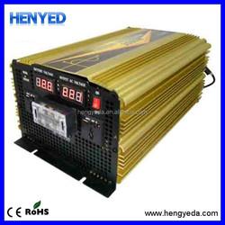 LED display solar panels for home use and inverter 3000w dc 12v to ac 220v/230v/240v