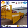 High Quality Three Axles Enclosed Cargo Trailer on Sale