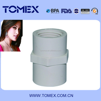 2015 China supplier manufacturing 3 inch pvc pipe fittings astm d2466