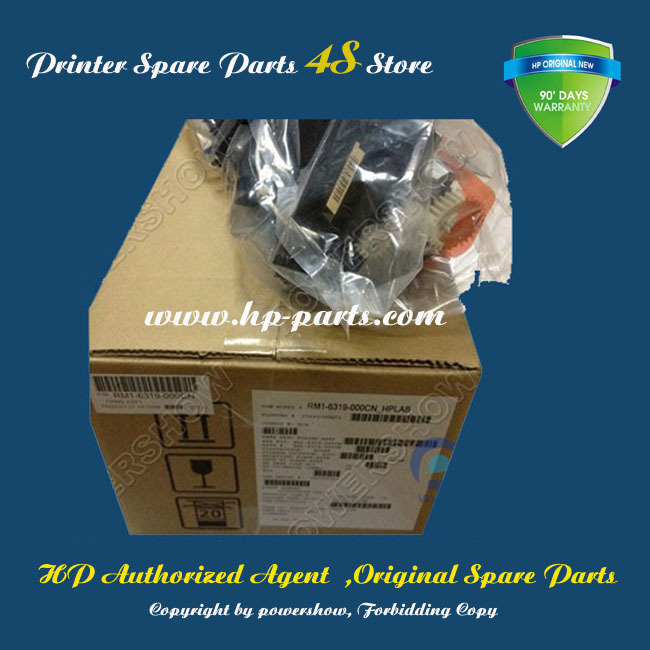 Original New LaserJet P1606 1606DN 1566 1536 1212 1216 1102 1106 Lower Pressure Roller LPR Lower Roller LPR-P1606 Printer Parts