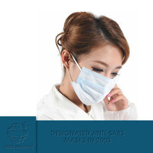 Germany PP material Physical inactivation dust particle masks/excellent filtering bacteria and PM2.5