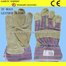 high quality leather working gloves importers/buyer