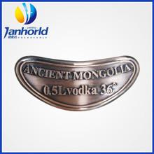 Promotional Gift Led Magnetic Glowing Custom Car Emblem Badges