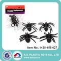 fiesta de halloween spider artículos anillo de juguete