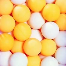 3-Star 40mm Olympic Table Tennis Balls Ping Pong balls Orange/White
