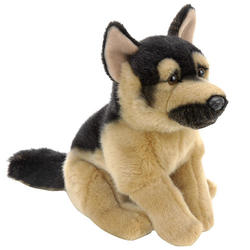 plush german shepherd dog, plush german shepherd, german shepherd plush toy