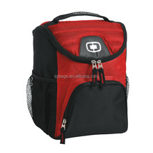 top design cooler handbag up to 6-12 cans / beach picnic 12 cans cooler tote bag / 12cans cooler bag