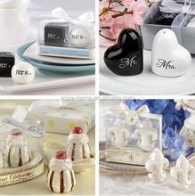 Fashion ceramic salt&pepper cruet/all kinds of ceramic salt&pepper cruet/