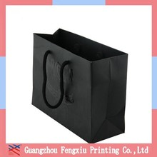 Wholesale Garment Packaging Bag Paper Packing Design Customized For Shop