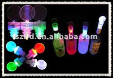 led glowing stopper, ,bar supplies led bottle stopper,led projector stooper for wine and beer