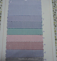 TC 30/70 Polyester cotton oxford fabric for shirts (high quality)