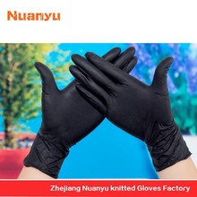 new products cold therapy tattoo black latex food plastic gloves
