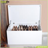 Ebay best selling home furniture wooden shoe box
