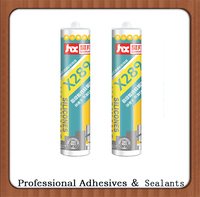 Advanced rtv silicone sealant for window frame/tiling/aluminum/glass