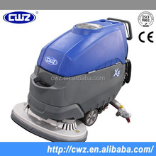 Popular style self propelled automatic clean floor scrubber machine