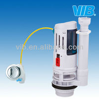 2015 toilet repair - flush valve with wire control dual flush