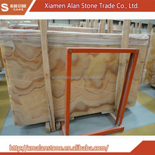 Factory Direct Sales All Kinds Of Polished Orange Rainbow Onyx Marble