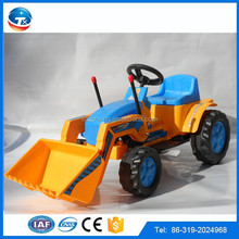 High quality best price kids indoor/outdoor sand digger battery electric ride on car kids excavator toys for children