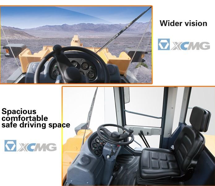 LW500KL de mini carregadeira XCMG