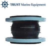 Single Ball Flange Flexible Rubber Joint Price