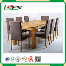 classical design 8 seat wood dining room set